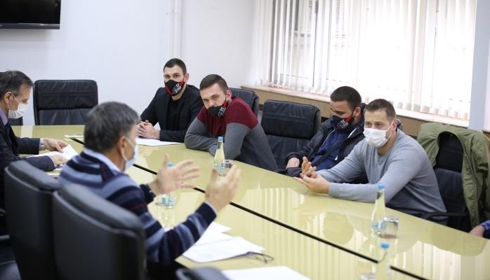 """Kasumović potpisao Sporazum: Veliki vjetar u leđa ka stabilizaciji i oporavku NK """"Čelik"""""""