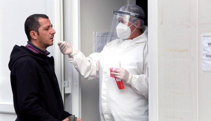 U Bosni i Hercegovini 1.115 novozaraženih koronavirusom