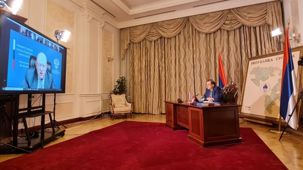 Skandal u Vijeću UN-a: Dodik Incka nazvao monstrumom, državna imovina mu bolna tačka!