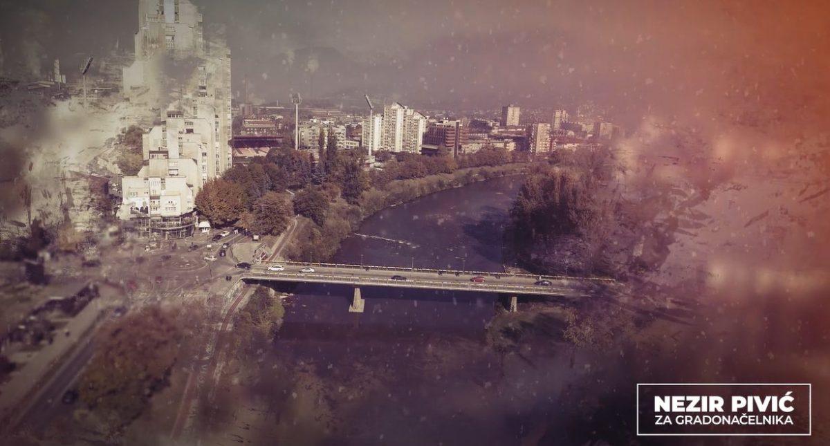 Pivić: Modernizirat ćemo gradske ceste i izgraditi Novi gradski most (VIDEO)
