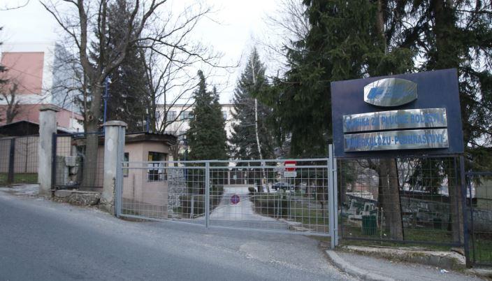 Pacijent izvršio samoubistvo na Podhrastovima