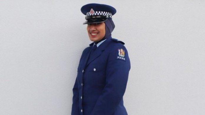 Policija Hidžab