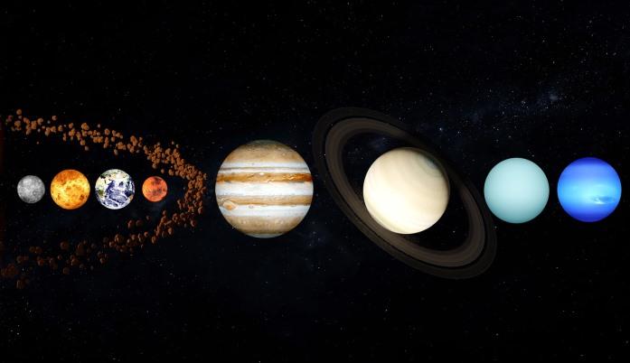 Poravnanje Planeta