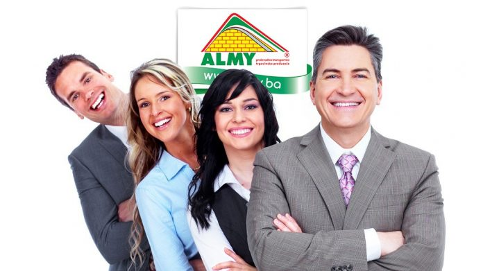 Prilika za posao: Almy raspisao konkurs za prijem u radni odnos