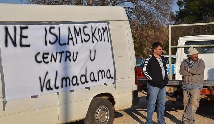 Istrijani protiv gradnje Islamskog centra u Puli