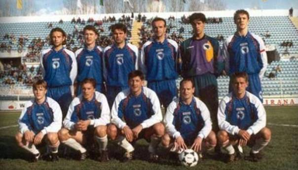 Reprezentacija BiH 1995