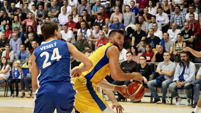 Košarkaši BiH večeras imaju priliku ovjeriti plasman na EP
