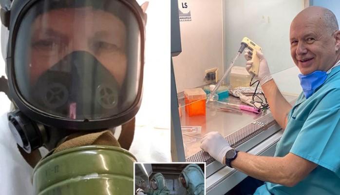 Ruski doktor se namjerno drugi put zarazio virusom korona