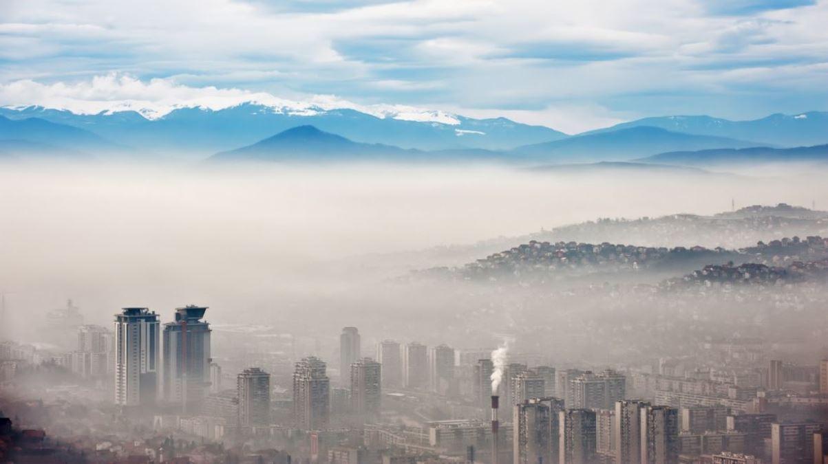 Zrak u Sarajevu i danas među najzagađenijim u svijetu