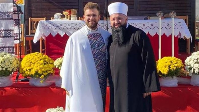Svećenik I Imam