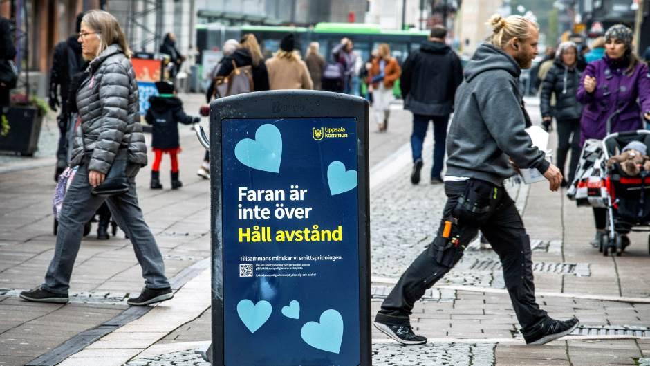 Švedska uvela do sada najstrožije mjere zbog drugog vala pandemije