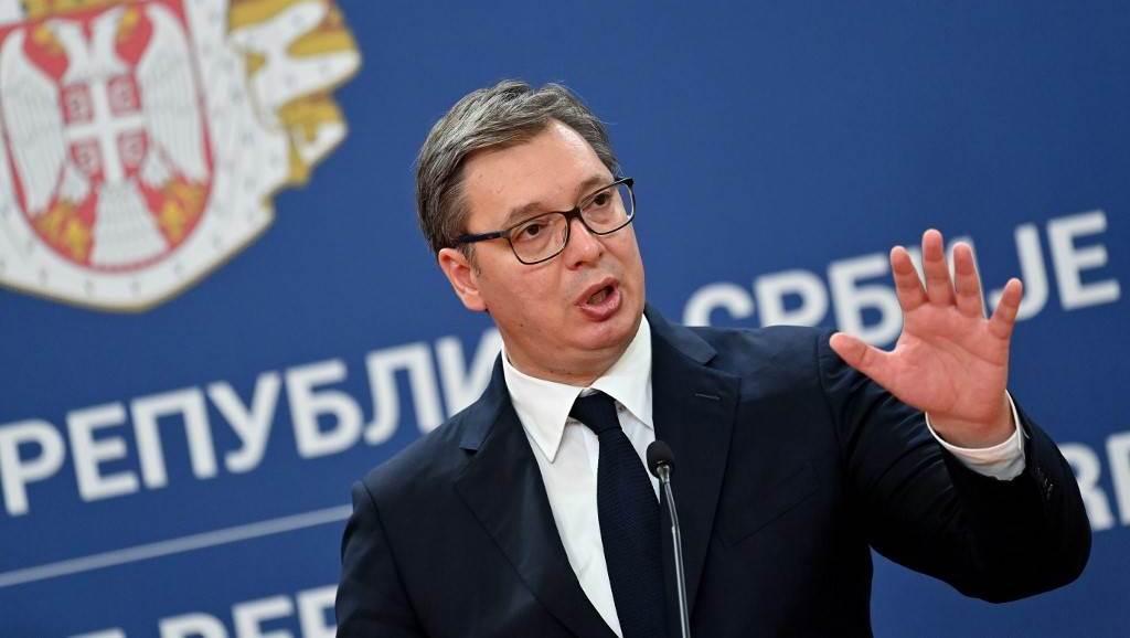 Vučić: Informacije o kriminalu u Srbiji će šokirati cijeli svijet
