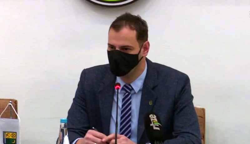 Almir Babajić izabran za predsjedavajućeg Gradskog vijeća Zenice