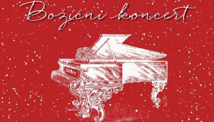 """Tradicionalni Božićni koncert u prostoru Hrvatskog doma """"Kralj Tomislav"""" u Zenici"""