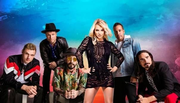 Britney Spears I Backstreet Boys 1