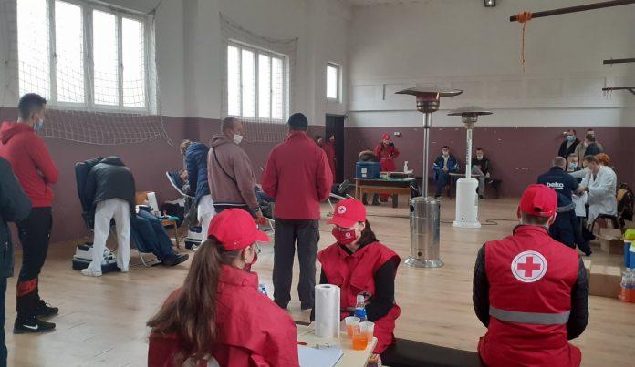 U Brezi prikupljeno 125 doza krvi za Kantonalnu bolnicu Zenica
