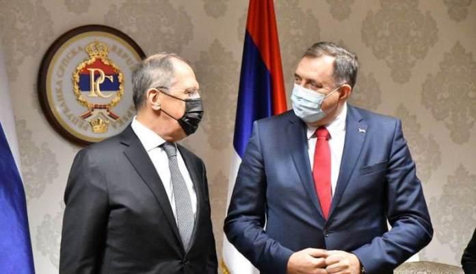 Dodik I Lavrov