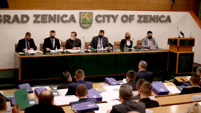 Danas sjednica Gradskog vijeća Zenice