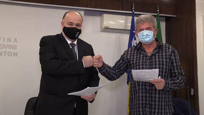 Potpisan Kolektivni ugovor za ostale radnike u zdravstvu ZDK-a