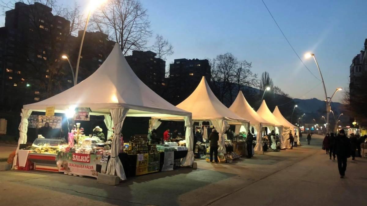 Prvi Lucky Market u Zenici (FOTO)