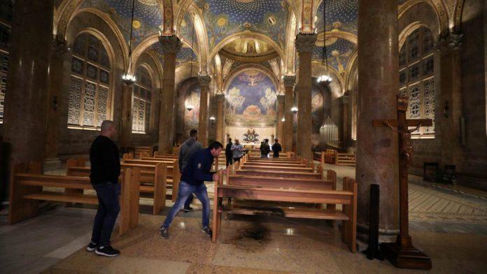 Muslimani spriječili Jevreja da zapali poznatu crkvu u Jerusalimu