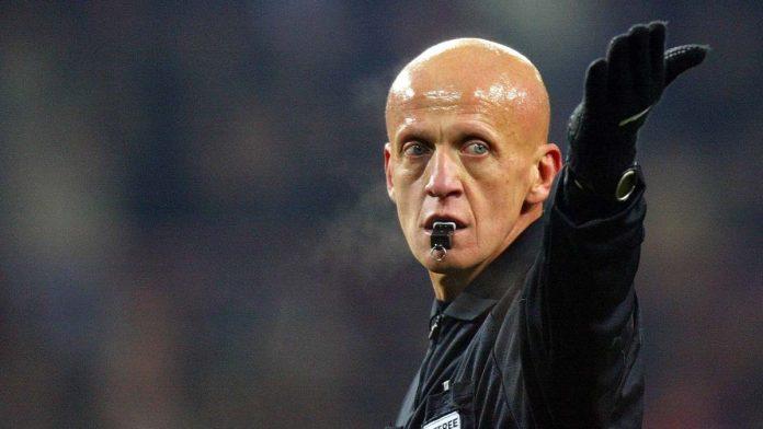 Pierluigi Collina proglašen za najboljeg fudbalskog sudiju svih vremena