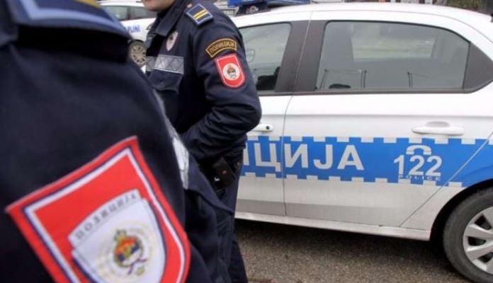Filmska potjera kod Prijedora, bježeći dva puta zakačio policajce