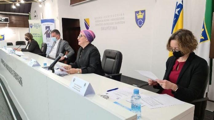 Vlada ZDK i Medica Zenica potpisali protokol za pomoć žrtvama nasilja