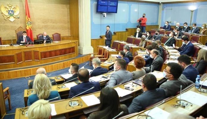 U Skupštini Crne Gore pokrenuta inicijativa za usvajanje rezolucije o priznavanju genocida u Srebrenici