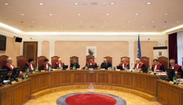 Ustavnom sudu BiH zahtjev za rješenje spora s RS-om podnijela 24 državna zastupnika
