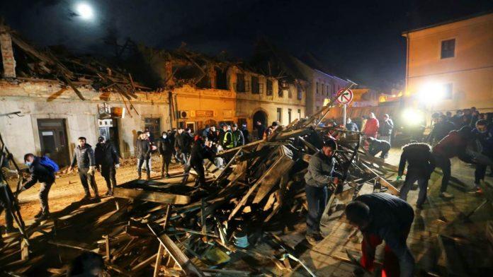 U zemljotresu u Hrvatskoj poginulo sedam osoba
