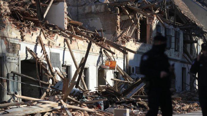 Novi zemljotres u Hrvatskoj