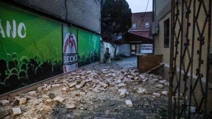 Zemljotres 5,2 stepena prema Richteru pogodio Zagreb, osjetio se i u BiH