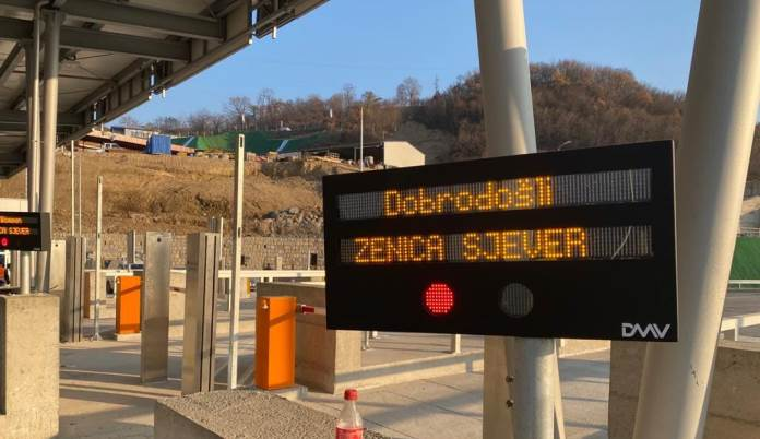 Dionica Zenica sjever – Zenica jug puštena u promet (VIDEO)