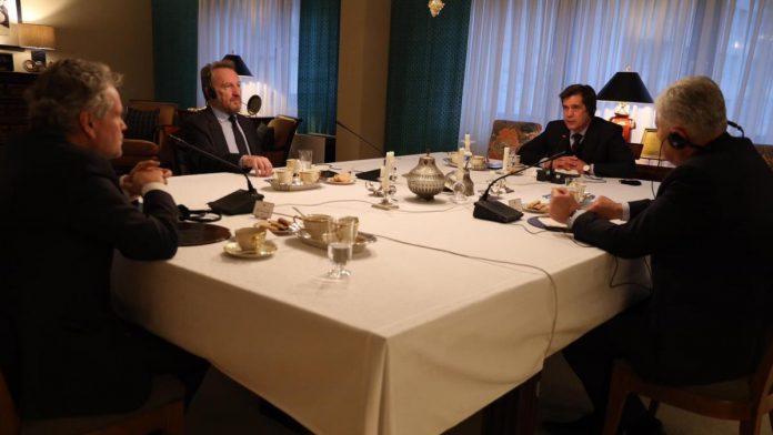 Dragan Čović i Bakir Izetbegović razgovarali sa Nelsonom i Sattlerom o Izbornom zakonu