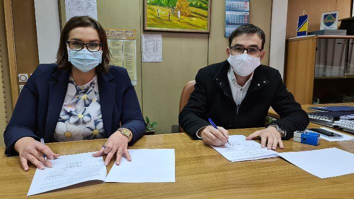 Potpisan novi trogodišnji ugovor o korištenju zgrade Penzionerskog doma u Zenici