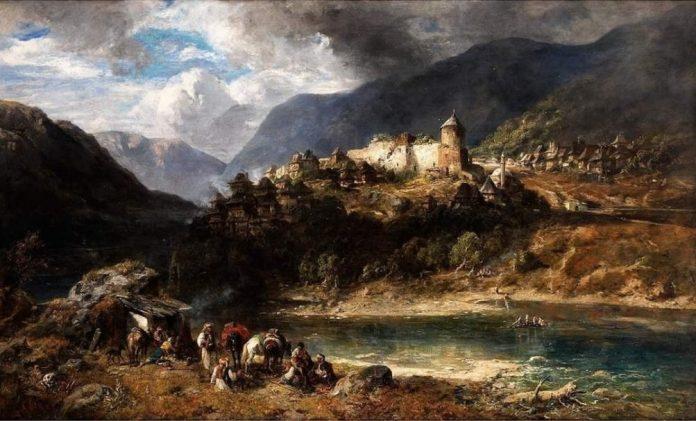 Čuvena slika Vranduka na aukciji u Njemačkoj za 85 hiljada eura