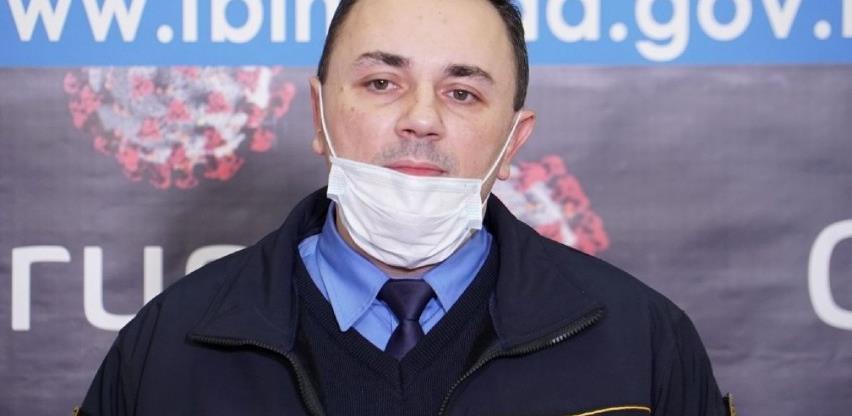 Ajdinović: Moguće je ukidanje policijskog sata