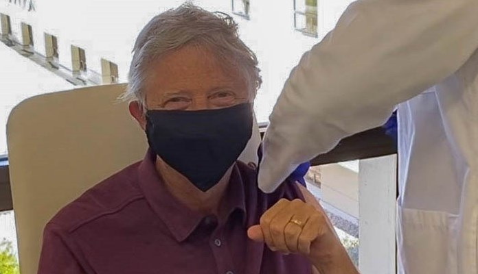 Bill Gates primio vakcinu protiv korone