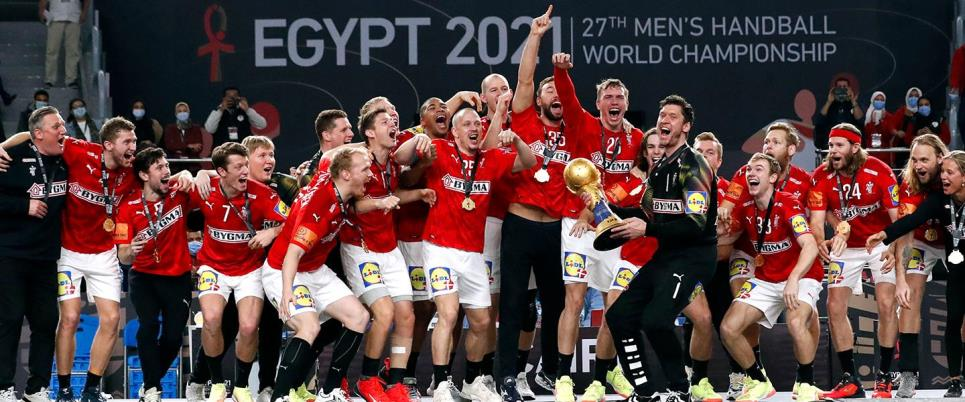 Danska ponovo šampion svijeta u rukometu