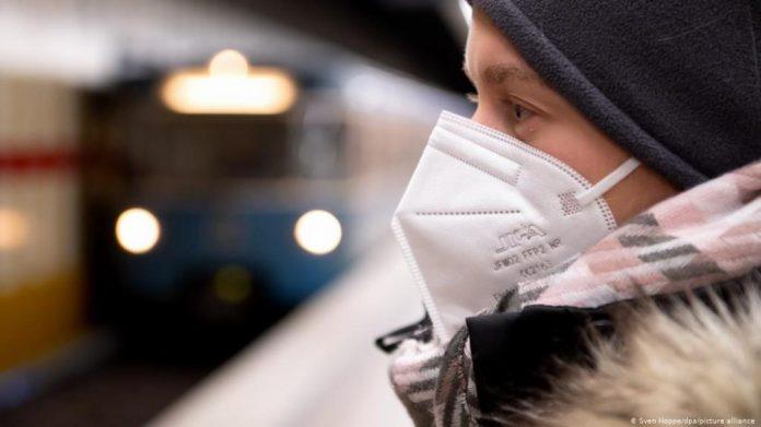 U Njemačkoj zabranjene platnene maske, obavezne FFP2