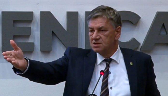 Gradonačelnik Zenice Fuad Kasumović