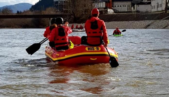 U rijeci Bosni pronađeno tijelo nestale ženske osobe