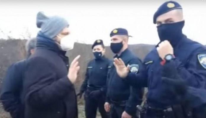 Hrvatska policija spriječila zvaničnike EU da ispitaju stanje na granici sa BiH