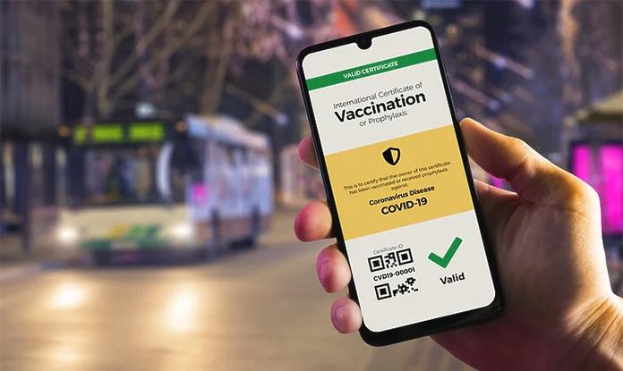 """Microsoft počinje razvoj """"pasoša vakcinacije"""", pohranjivat će se na pametnom telefonu"""