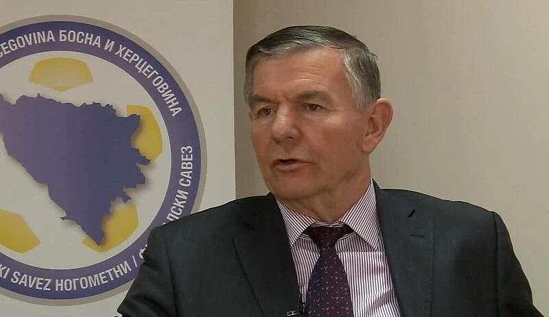 Muhamed Begagić jedini član Izvršnog odbora koji nije glasao za Peteva