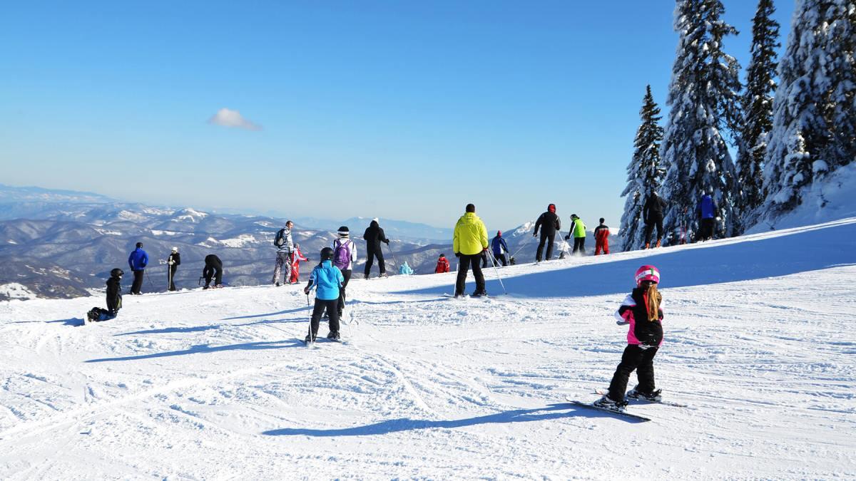 Sa jednom ski-kartom na Bjelašnicu, Jahorinu, Ravnu planinu i na Vlašić