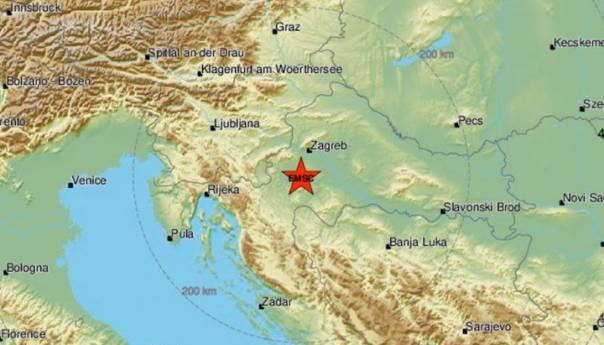 Zemljotres Sisak