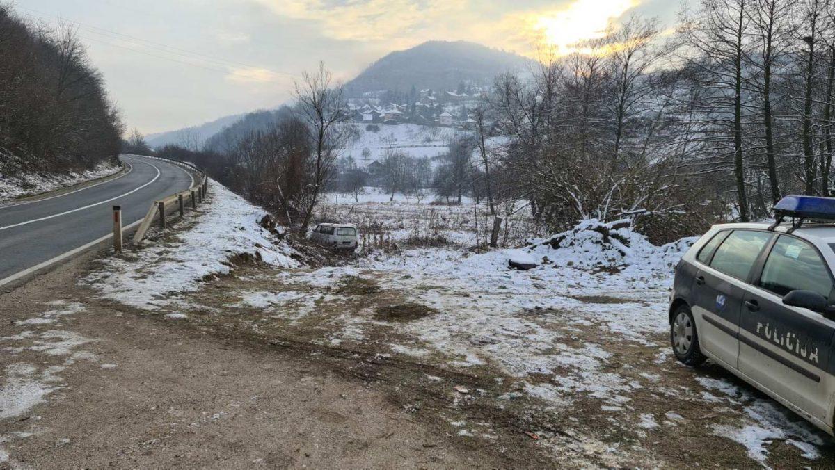 Pronađen kombi osumnjičeng za dvostruko ubistvo u Zenici