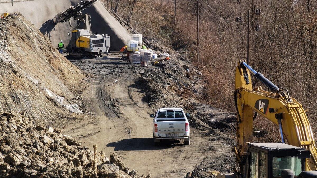 Počeli pripremni radovi na izgradnji dionice Poprikuše – Nemila